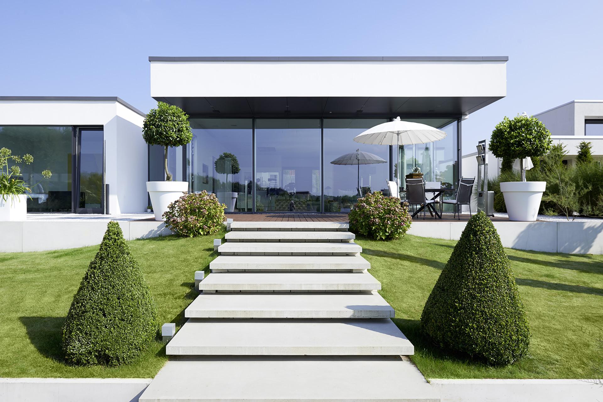 Architekturfotografie Villa